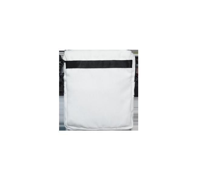 Space program crossbody bag