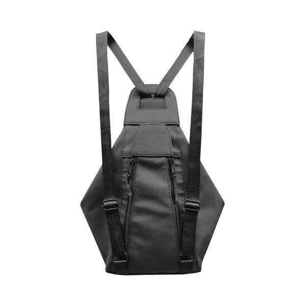 'Sphynx' Pyramid backpack