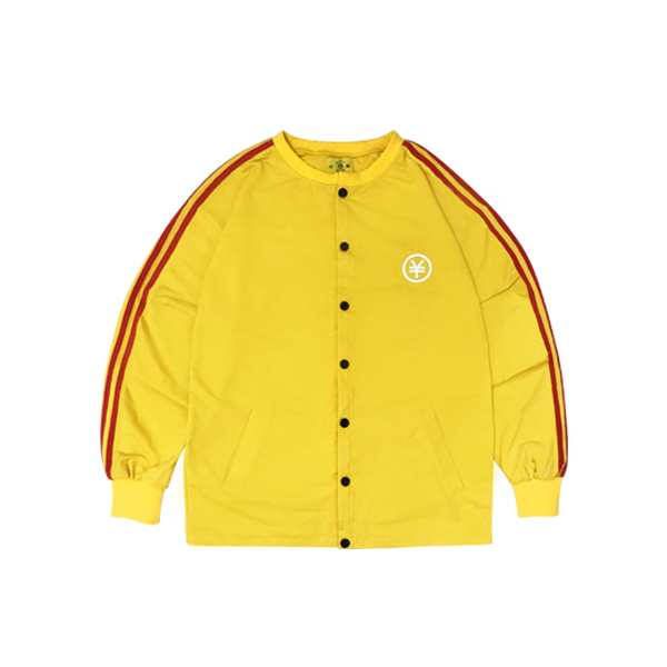 (Top) Track suit (yellow)
