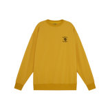 'Dirty Coins' logo Sweater ( Yellow)