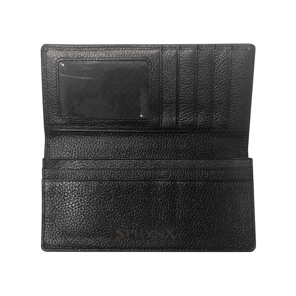 'Sphynx' Leather long wallet season 2