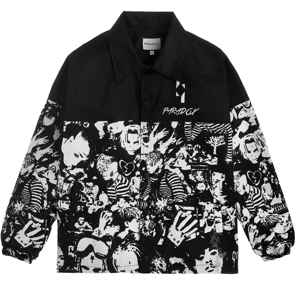 ALL STAR OVER-PRINTED JACKET