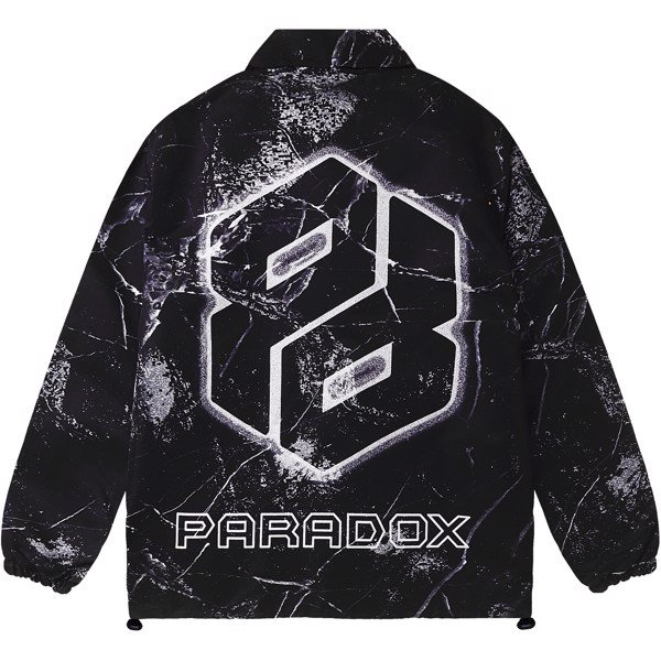 SIGNARY OVER-PRINTED JACKET