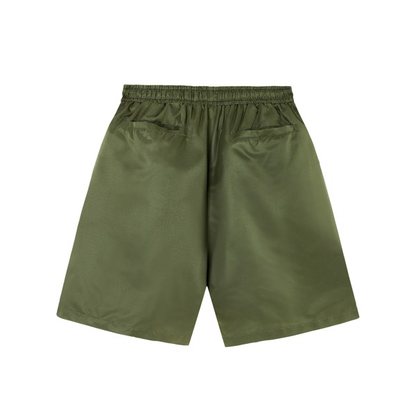 ESSENTIAL SHORT - MOSS GREEN