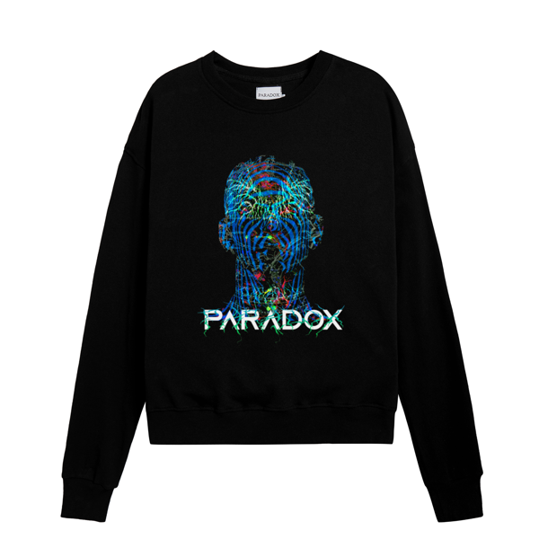 NERVE SWEATER (Black)