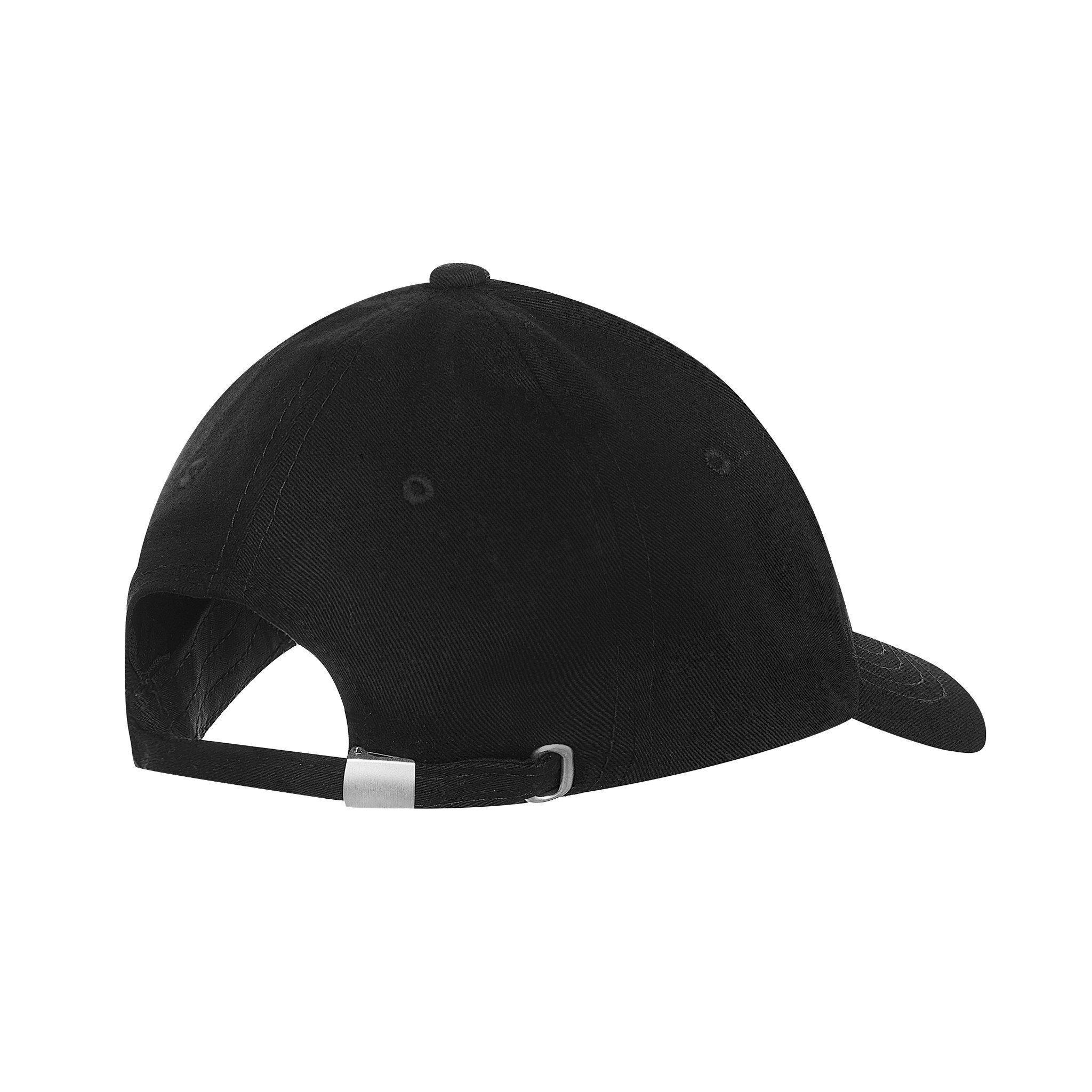 INFINITE CAP (BLACK) - RED WORDING