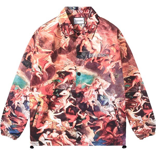 ANDREAS OVER-PRINTED JACKET