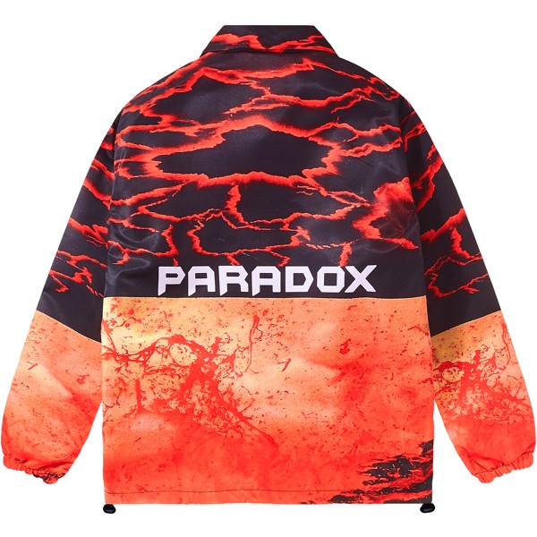 BLOODY SEA OVER-PRINTED JACKET
