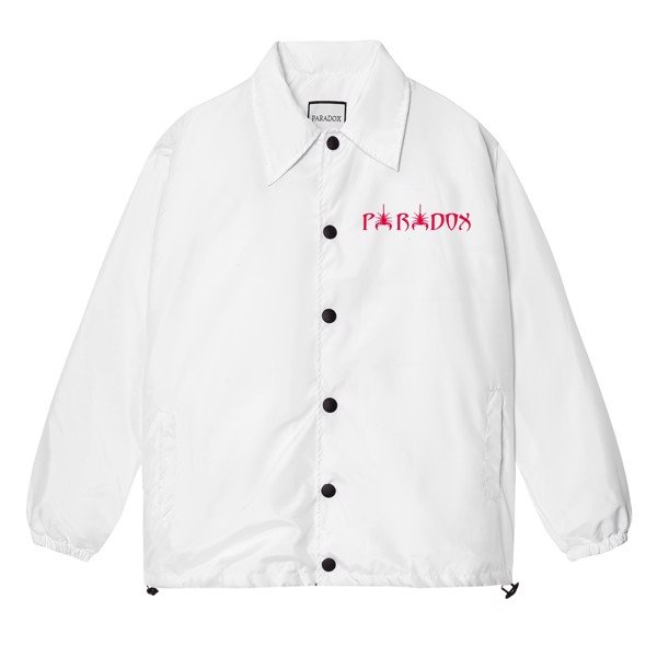 PETTING SCORPIONS OVER-PRINTED JACKET (White)