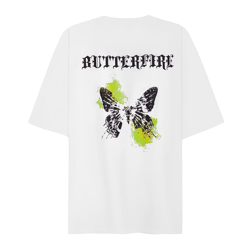 BUTTERFIRE TEE (White)
