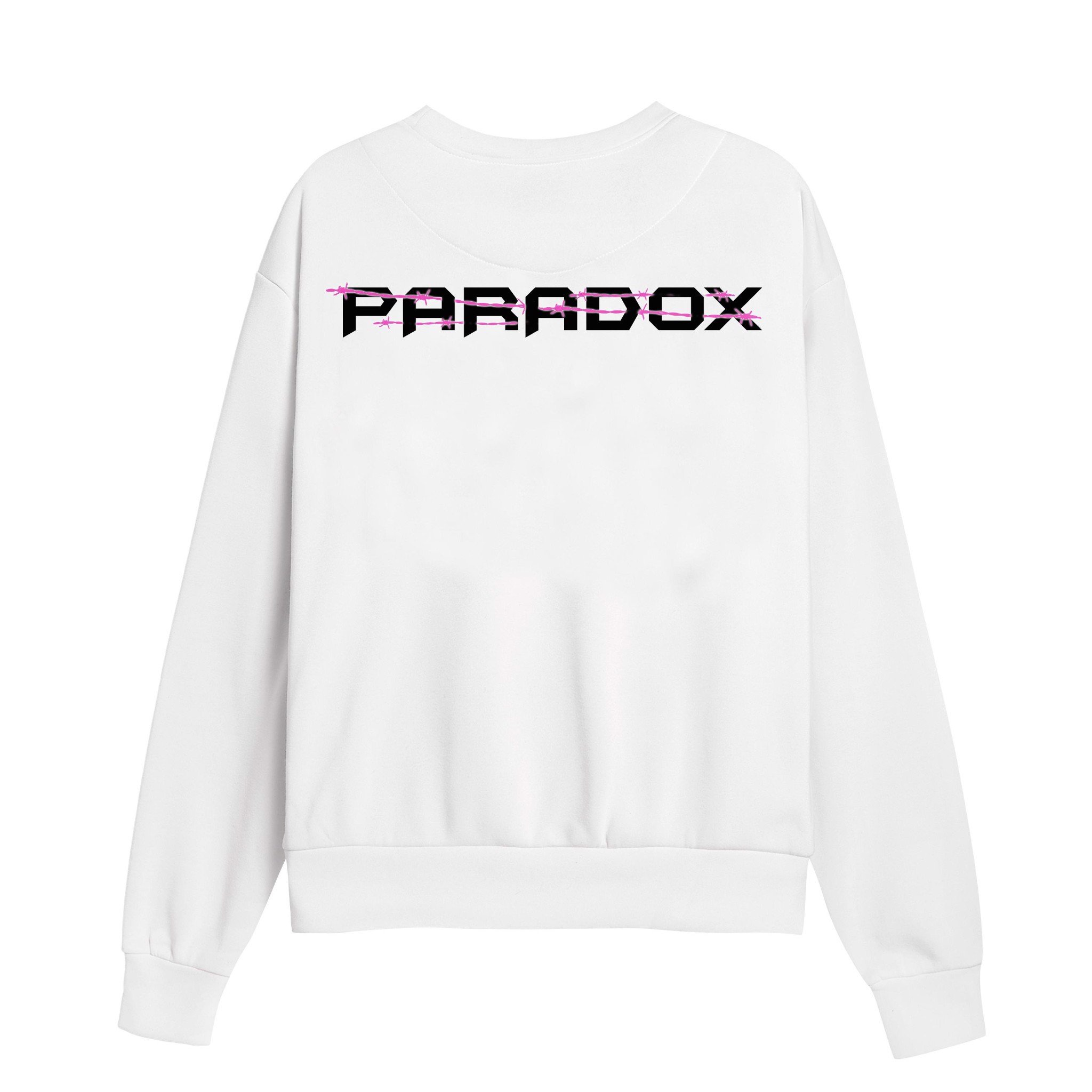 PROMISE SWEATER (White)