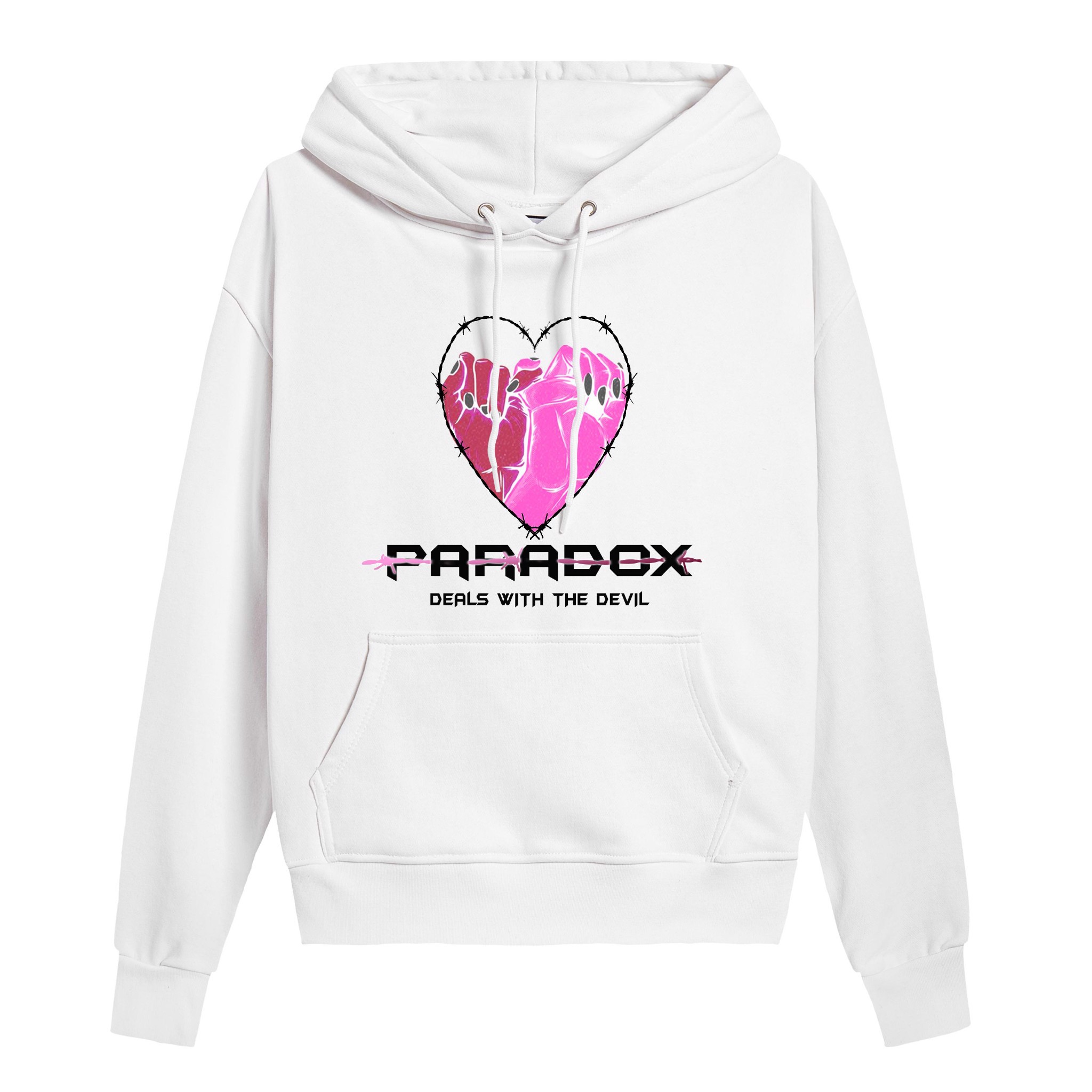 PROMISE HOODIE (White)