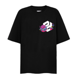 ANIMATION TEE (Black)