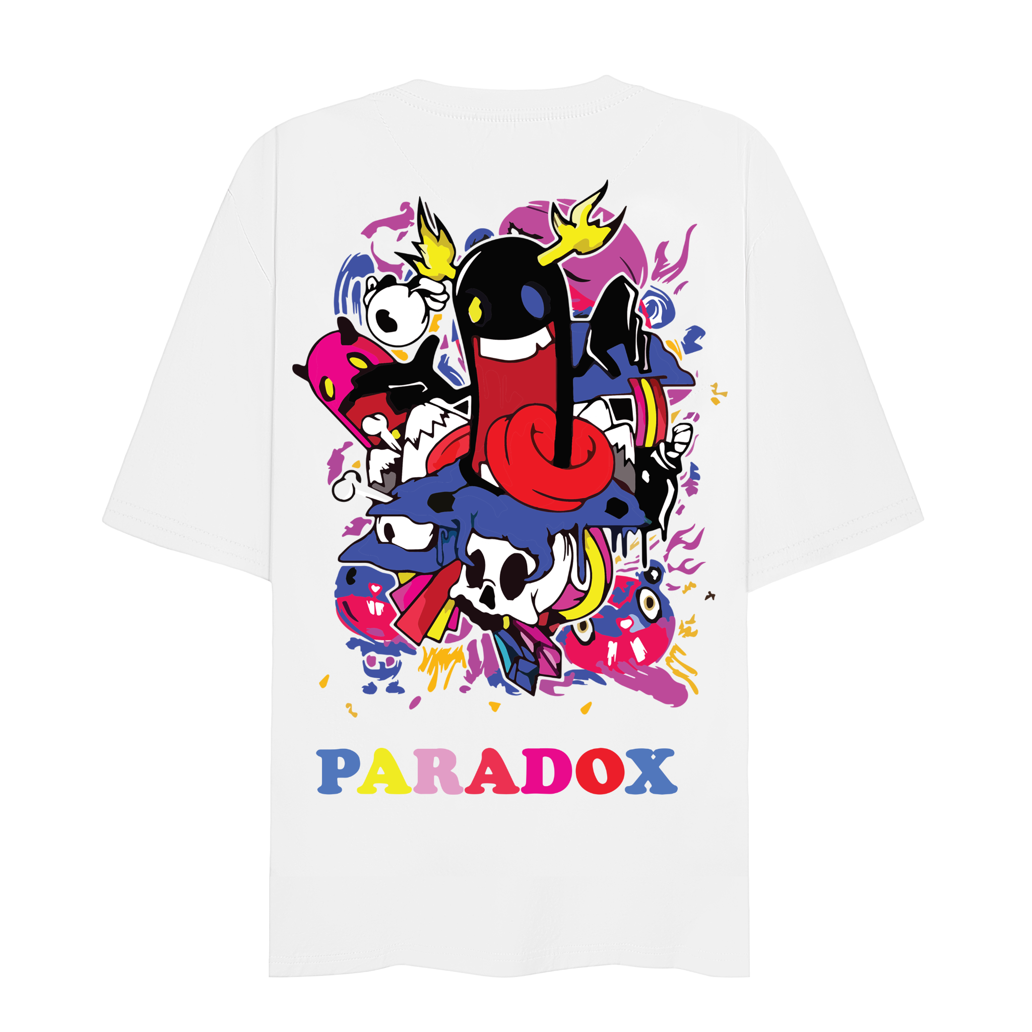 ANIMATION TEE (White)