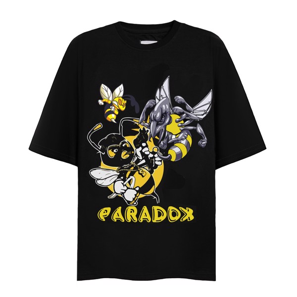 BEE BATTLE TEE (Black)