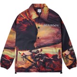 CAVALRY MAN OVER-PRINTED JACKET