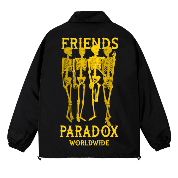 FRIENDS JACKET (Yellow)