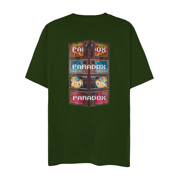 GOGGLEBOX TEE (Dark Green)