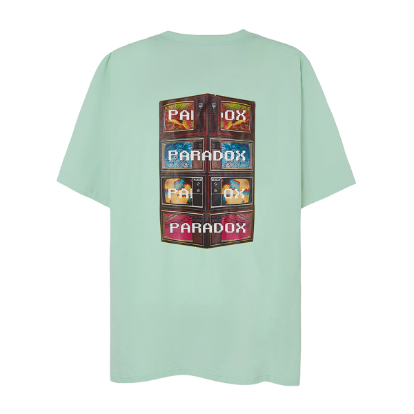 GOGGLEBOX TEE (Mint)