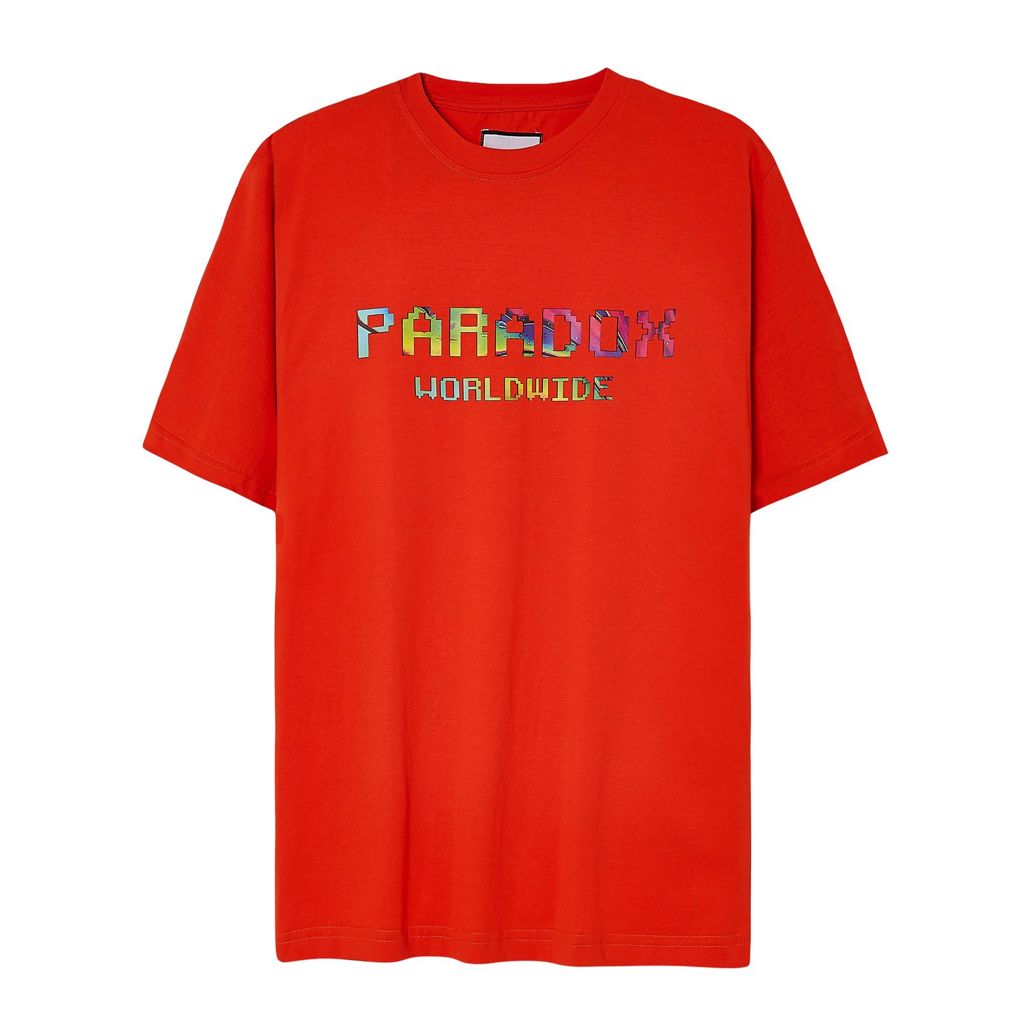 GOGGLEBOX TEE (Red)