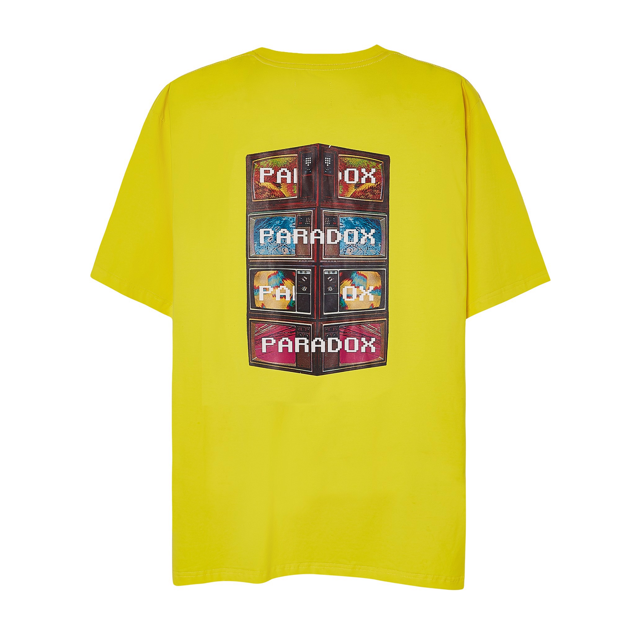 GOGGLEBOX TEE (Yellow)