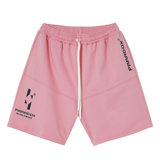 SIGNATURE SHORT - HOT PINK (Black-Wording)