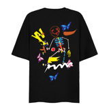 IMAGINARY FRIEND TEE (Black)