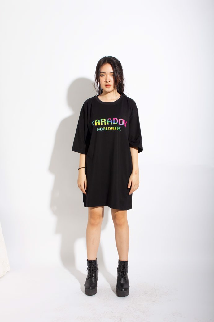 GOGGLEBOX TEE (Black)