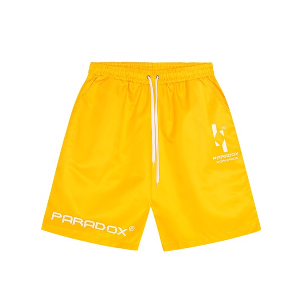 ESSENTIAL SHORT - YELLOW