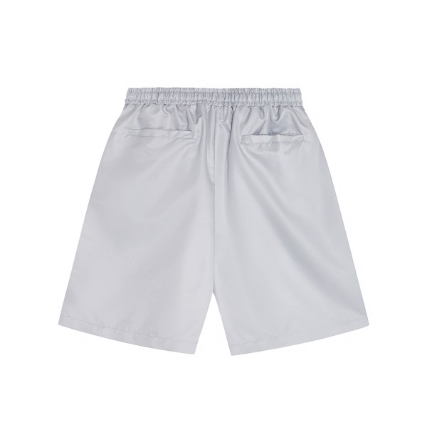 ESSENTIAL SHORT - FOG GRAY