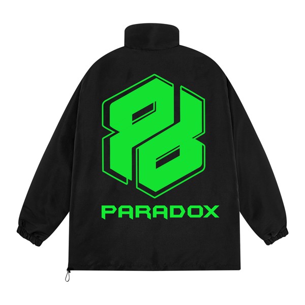 LOGO IMPRINT NO.1 ZIP JACKET (Green)