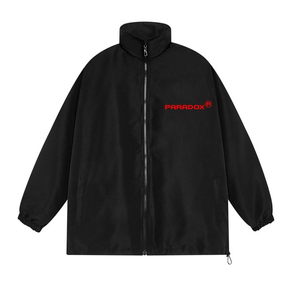 LOGO IMPRINT NO.1 ZIP JACKET (Red)