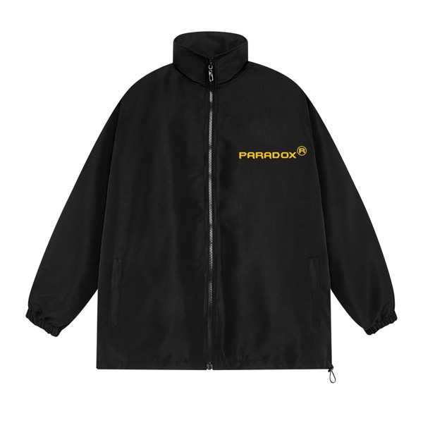 LOGO IMPRINT NO.1 ZIP JACKET (Yellow)