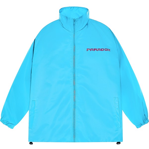 PARROT LOGO ZIP OVERPRINTED JACKET (Mint)