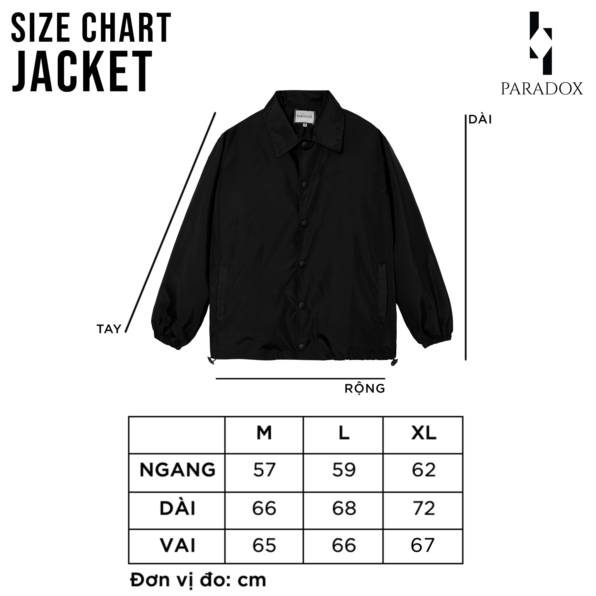 COCOGRAPHY ZIP OVERPRINTED JACKET
