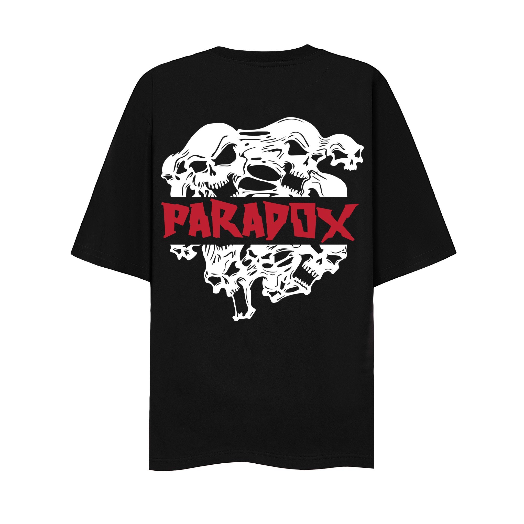 SCREAMING SKULLS TEE (Black)