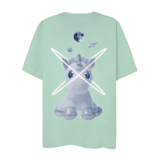 UNICORN GOT LOVED TEE (Mint)