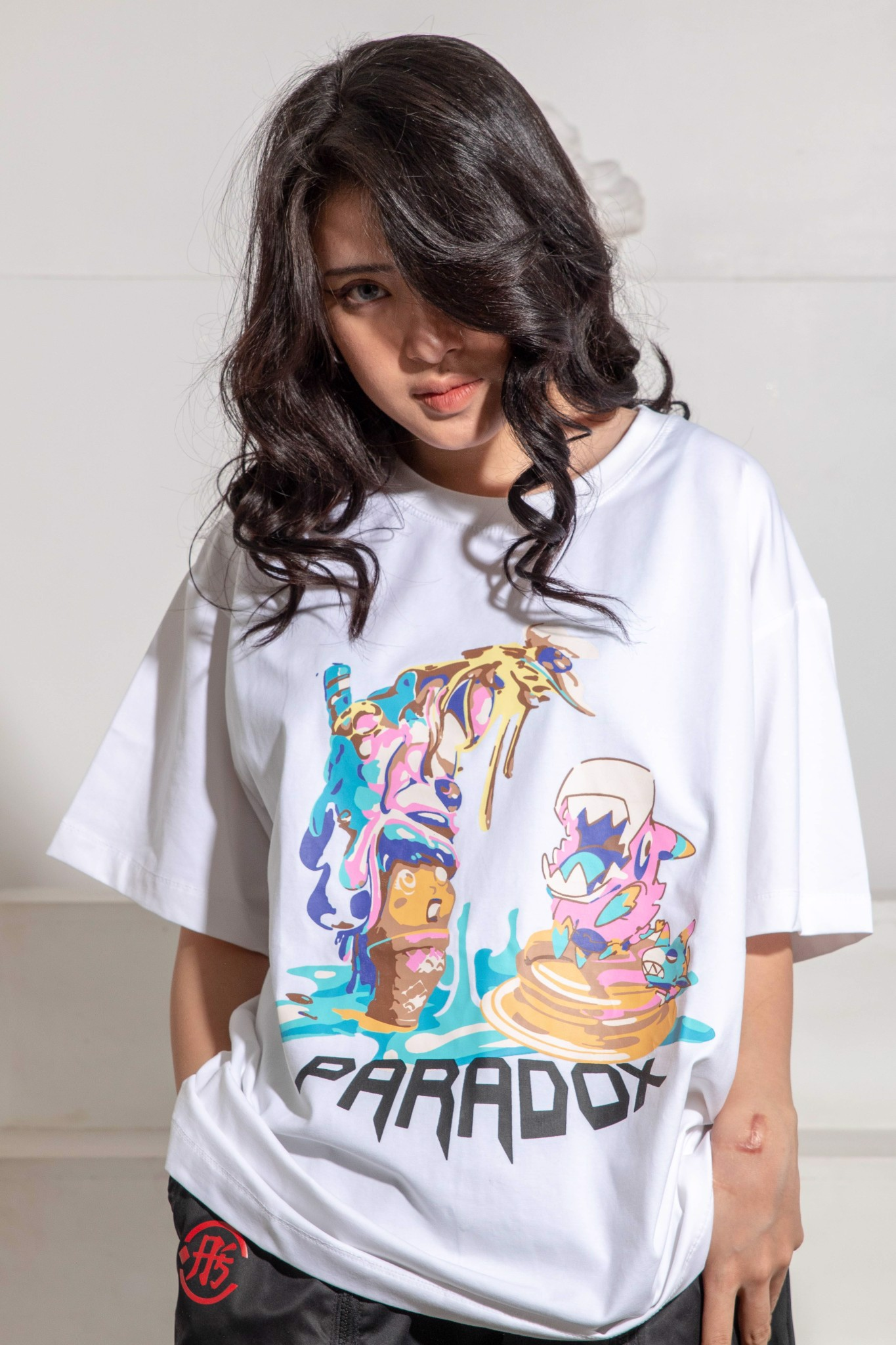 DESSERT BATTLE TEE (White)