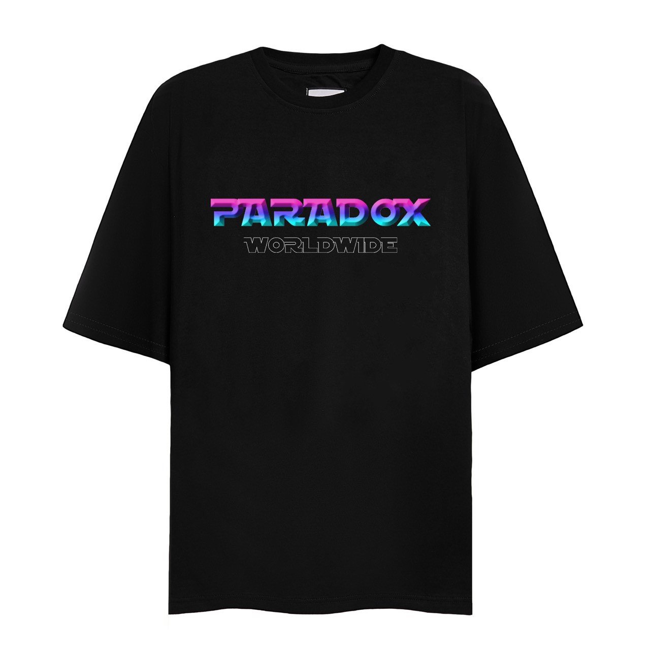 RECHARGE TEE (Black)