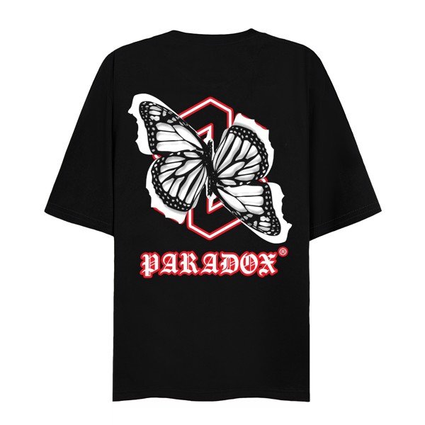 BUTTERFLY EFFECT TEE (Black)