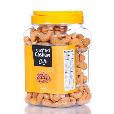 Honey Cashews - CasNa