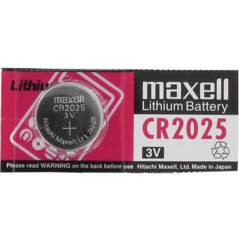 Pin CR2025 Maxell 3V