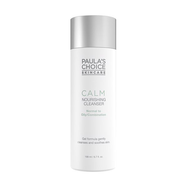 Sữa rửa mặt dịu nhẹ cho da dầu nhạy cảm - Paula's Choice CALM Redness Relief Cleanser For Normal to Oily Skin (198ml)