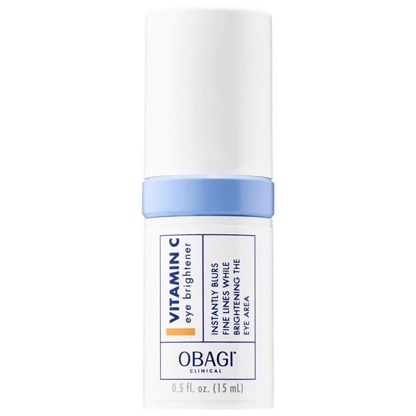 Serum sáng da giảm thâm mắt - OBAGI CLINICAL Vitamin C Eye Brightener (15ml)