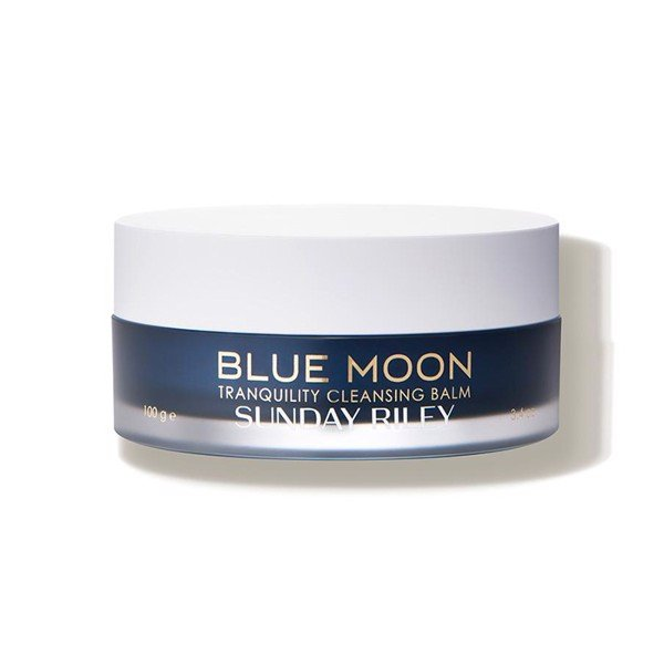Sáp tẩy trang - Sunday Riley Blue Moon Tranquility Cleansing Balm