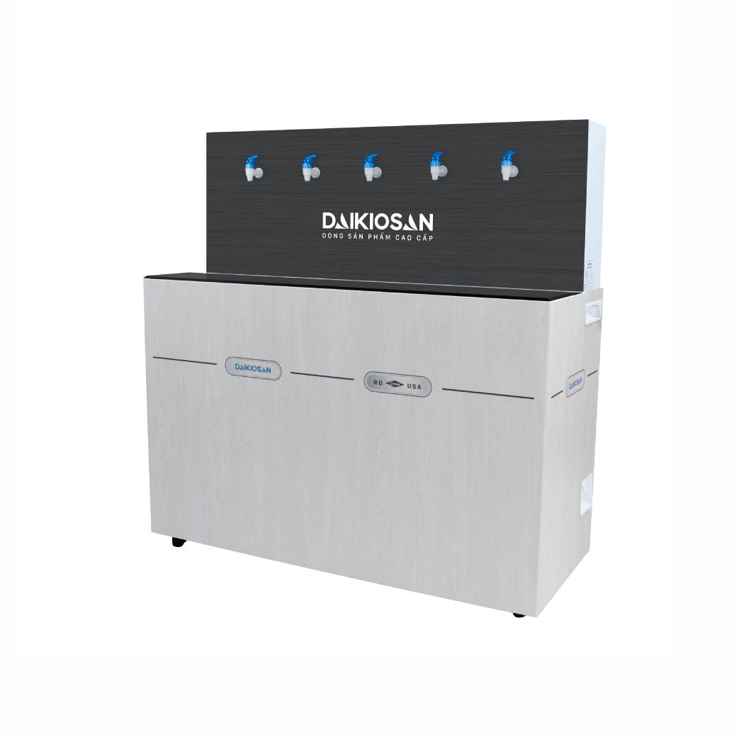Máy lọc nước bán công nghiệp Daikiosan - Dòng 5 vòi - Công suất 30L/50L/65L/75L/100L/120L