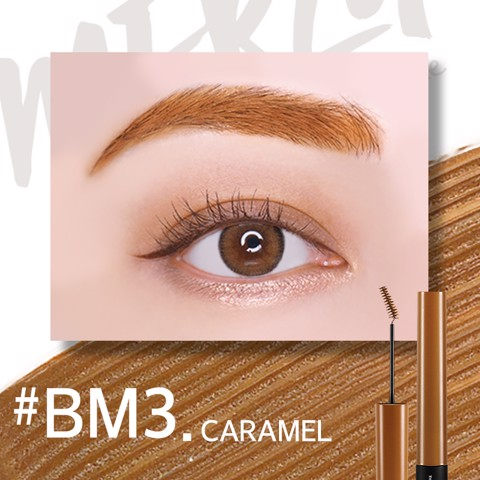 Mascara Chân Mày Merzy The First Proof Brow Mascara #BM3