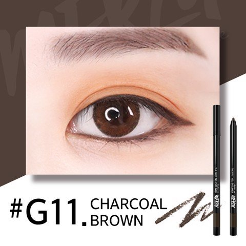 Chì Kẻ Mắt Merzy Another Me The First Gel Eyeliner #G11