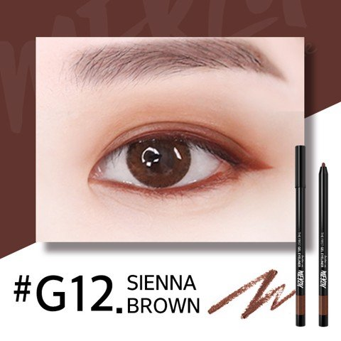 Chì Kẻ Mắt Merzy Another Me The First Gel Eyeliner #G12