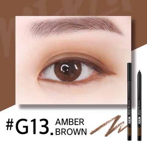 Chì Kẻ Mắt Merzy Another Me The First Gel Eyeliner #G13